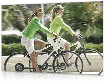 Iberdrola Green Mobility: get around ecologically and efficiently with electric bicycles