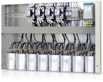 Iberdrola energy saving and efficiency for businesses and self-employed workers: Capacitor banks, save on your electricity bill