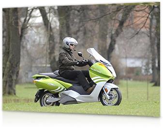 Movilidad Verde Iberdrola: las motos eléctricas más eficientes para tus desplazamientos por la ciudad