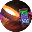 Lámparas inteligentes Iberdrola
