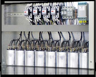 Ahorro y eficiencia energética Iberdrola para Negocios y Autónomos: Baterías de condensadores, ahorra en la factura de electricidad